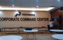 Gallery Project Pertamina Command Center